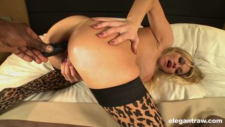 Bewitching blond Paige Ashley with firm tits is ready to ride a lovestick