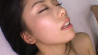 Playful playgirl Hina Hanami with round tits is moaning while getting fucked because it feels better than she could imagine