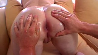 Delightful latin brown-haired Vida Sadora with round natural tits receives a rough fucking